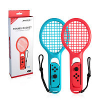 Tennis Racket for Nintendo Switch Motion Sensing Game Mario Tennis Aces Game
