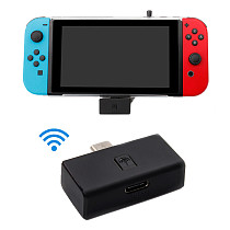 USB Type C Wireless Bluetooth Adapter Headphones Audio Receiver PS4 Universal Bluetooth Adapter for Nintendo Switch/PS4/PC Plus Version