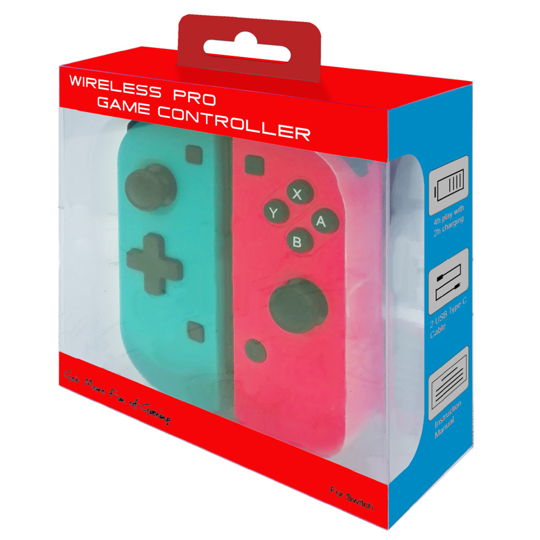 Nintendo Switch Wireless Bluetooth Controller