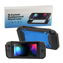 Nintendo Switch Back Cover Case Rubberized Hard Case Protective