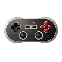 8Bitdo N30 Pro 2 Wireless Bluetooth Controller for Windows/Android/Switch/macOS/Steam