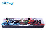Pandora Box 3D 12S 3333 Games Multi-player Arcade Game Console (Style: Street Fighter V)