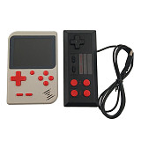 8-Bit Handheld Game Console with 400 Classic Games for 2 Players