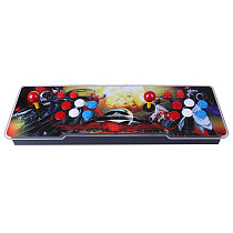 Pandora Box 3D 12S 3333 Games Multi-player Arcade Game Console (Style: Dragon Ball)
