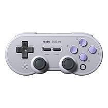 8Bitdo SN30ProG Classic Wireless Controller Bluetooth Vibration Game Joystick Gamepad for Nintendo Switch/PC/Mac OS/Android/Switch