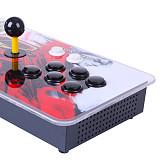 Pandora Box 3D 12S 3333 Games Multi-player Arcade Game Console (Artwork: Street Fighter V) (Metal Body)