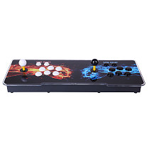 Pandora Box 3D 12S 3333 Games Multi-player Arcade Game Console (Artwork: Double Fists)