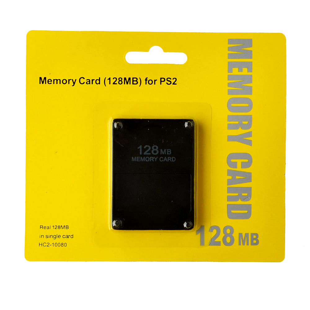 128MB Memory Card High Speed for PS2 Games