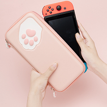 Switch Lite Cat's Claw Case Protective Cover