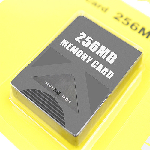 256MB Memory Card for PS2