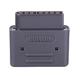 8Bitdo Bluetooth Wireless Receiver Adapter for SNES/SF 8Bitdo Controller (NES30 FC30 NES30 Pro FC30 Pro)
