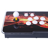 Pandora Box 3D 12S Wifi Version 3333 Games Multi-player Arcade Game Console, Can Download More Games (Artwork: Double Fists)