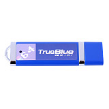 480 Games True Blue Mini Plug and Play Hack Stick for TheC64 /TheC64 Mini (New Release)