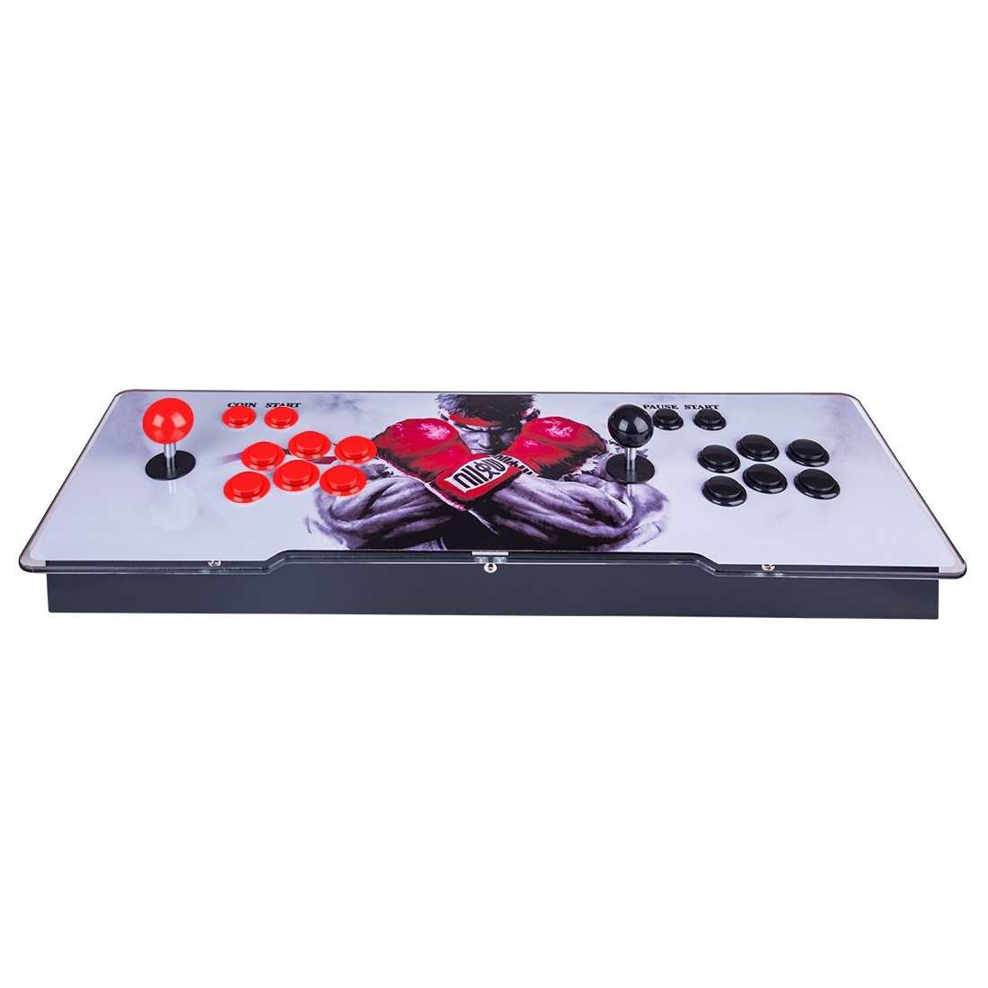 Pandora Box 3D 18S Pro 4000 Games Multi-player Arcade Game Console WiFi Version (Artwork: Black Dragon)