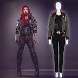 Cyberpunk 2077 V Cosplay Costume Women Jacket
