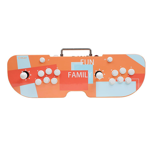 K-PLAY Retro Arcade 2388 Games Family HD Console Support Expand 3D Games Built-in Speaker