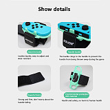 Wrist Strap Adjustable Controller Handle Holder Belt Wristband for Switch