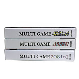 208-in-1 Game Cartridge for NDS 3DS NEW3DSLL NEW2DSLL