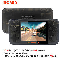 Anbernic RG350 Handheld Retro Video Game Machine 3000 Games Console IPS Screen 3.5-Inch