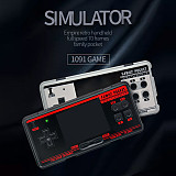 Pocket Handheld 1091 Games Console 8 Simulaters