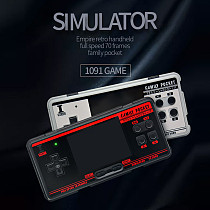 Pocket Handheld Game Console 8 Simulaters 1091 Games