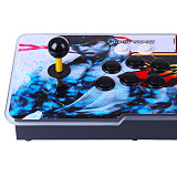 Pandora Box 11S 3003 Games Multi-player Arcade Game Console (Artwork: Street Fighter V) (Metal Body)