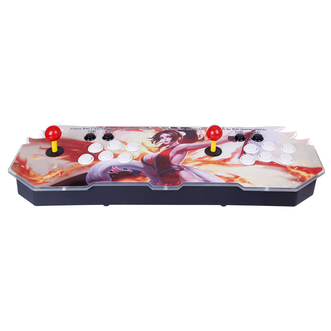 Pandora Box 11S 3003 Games Multi-player Arcade Game Console (Artwork: Mai Shiranui)  (ABS Plastic Body)