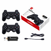 3000 Games 4K Ultra HD Game Stick with Controllers
