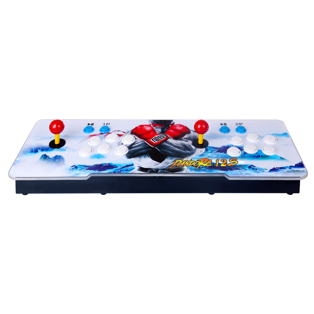 Pandora Box 3D 12S Wifi Version 3333 Games Multi-player Arcade Game Console, Can Download More Games (Artwork: Colorful Dragon)