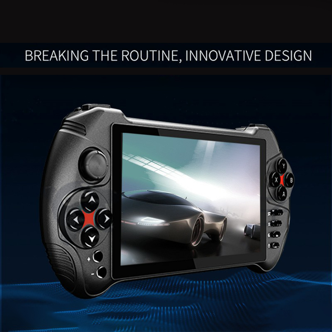 Handheld Game Console Video Game Player IPS Screen 5.5-Inch