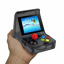 520 Games Handheld Retro Game Console Fighting Game Arcade Machine