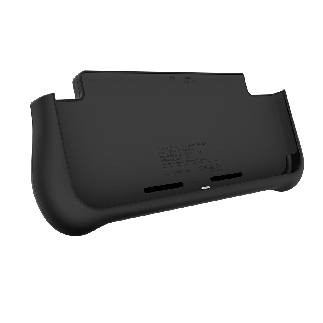 Back Splint Charger Battery Pack for Switch