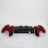 4018 Games Console 3D Retro Fighting Game Arcade TV Game Box with Controller
