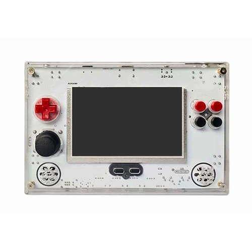 Open Source Console Retro Arcade Game Player for Raspberry Pi 3B+ Motherboard