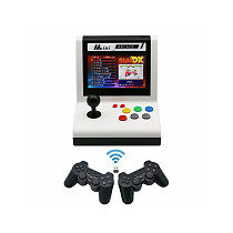 Pandora Box DX Arcade 3000 Games Console Mini Game Player with Wireless Controllers
