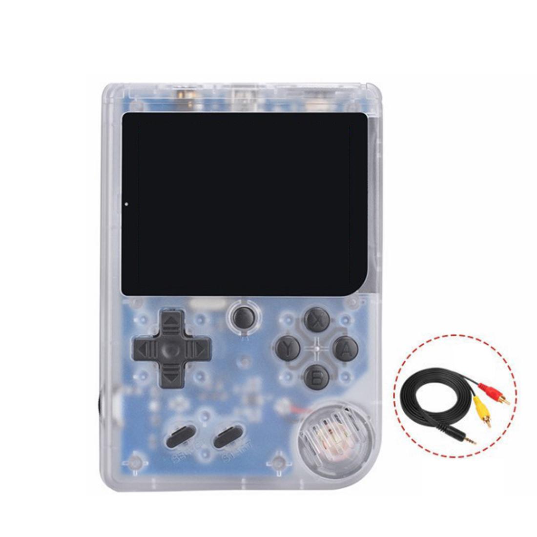 Powkiddy X16 Q3A Handheld 168 Games Console FC Games Mini Arcade Machine