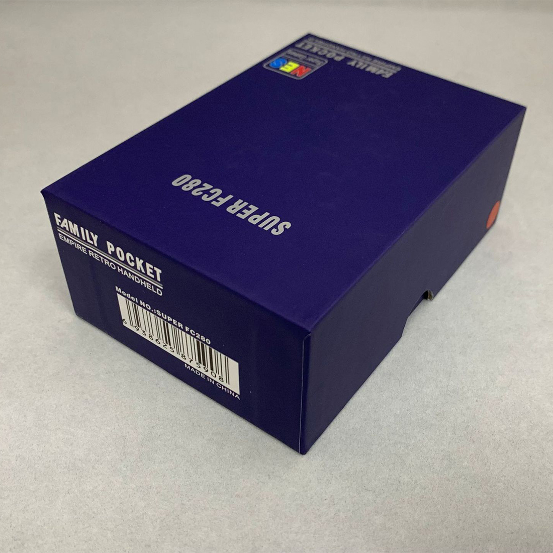 400 Games Handheld Console Retro Video Game Player Mini Arcade Color Screen