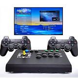 2207 Games Arcade Console Game Box with Wireless Controllers