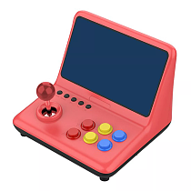 Powkiddy A12 Handheld Retro Game Console Joystick Mini Arcade Machine IPS Screen 9-Inch