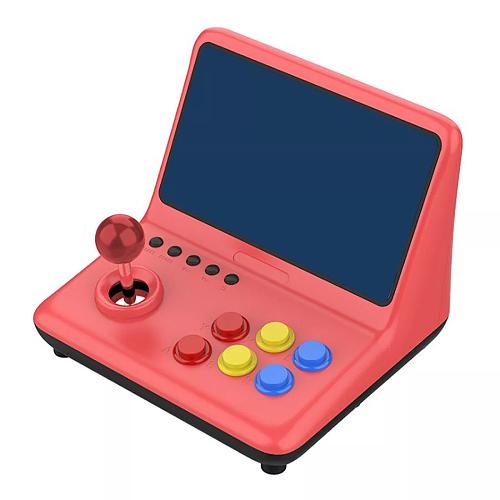 Powkiddy A12 Handheld Retro Game Console Joystick Mini Arcade Machine IPS Screen 9-Inch