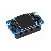 Expanding Board GamePi15 for Raspberry Pi Zero/Zero W/Zero WH//B+/2B/3B/3B+