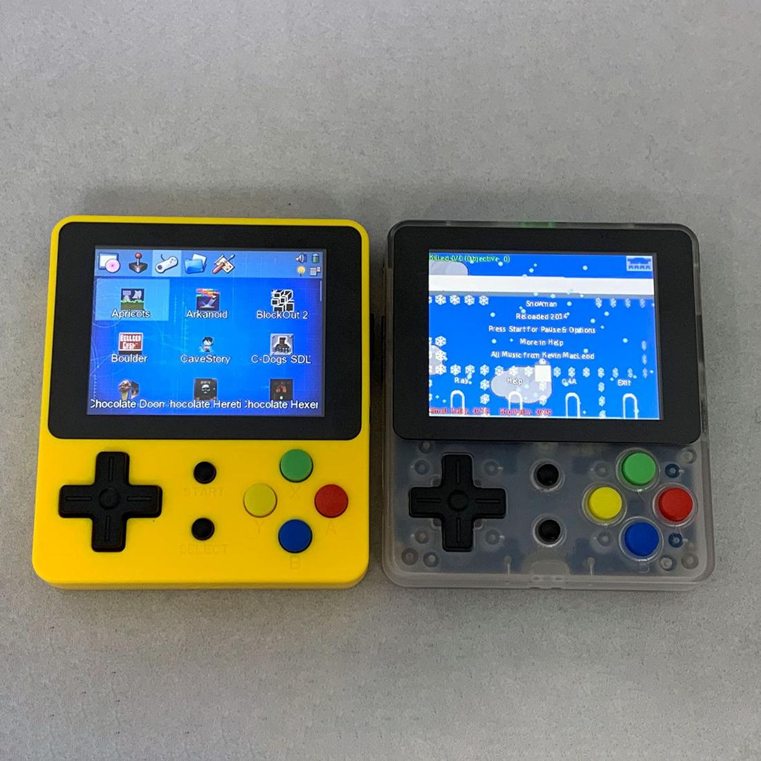 16G Handheld Arcade Game Console Mini Game Machine Game Player for Children