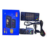 500-In-1 Mini Handheld Game Console Double Player Game Machine Retro Game Player