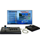 4018 Games 3D Pandora Games Console Fighting Game Machine (Full Set)