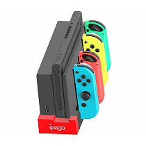 Game Controller Charging Dock Station for Switch Joycon