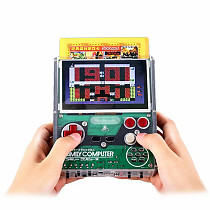 Coolbaby X7 Handheld 500 Games Card Retro FC Game Console 8-Bit Video Games DIY Hand-hard Solution