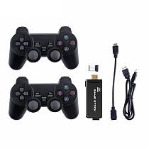 Powkiddy PK-05 2.4G Wireless Controller Gamepad Joystick TV Game Stick Support PS1 / MAME / GBA / MD / FC / SFC / GB / GBC