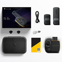 Flydigi Wasp 2 Half Handed Gamepad Bluetooth Controller for PUBG Smartphone Games