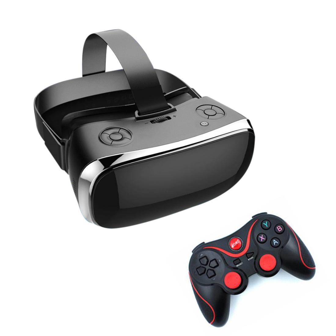 VR Headset Headwear 3D Virtual Reality Glasses VR Helmet