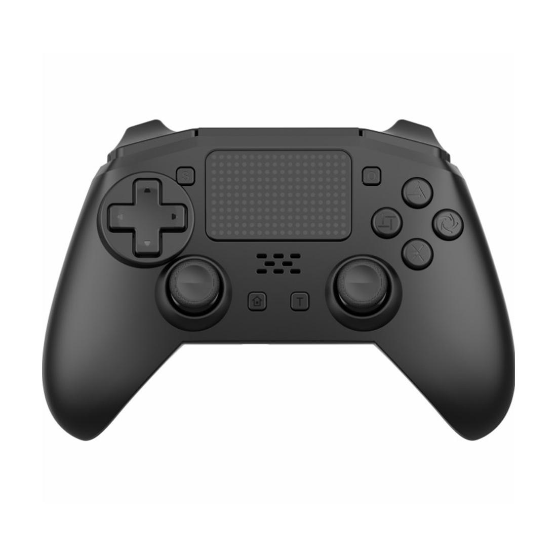 PS4 Wireless Controller Bluetooth Gamepad - Black